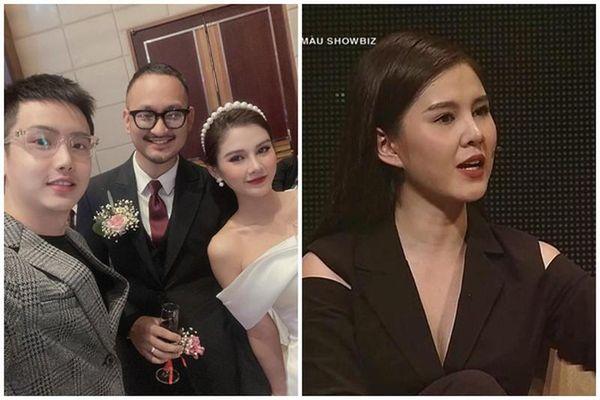 Khi lên sóng và làm cô dâu, MC Thu Hoài có gì khác biệt?