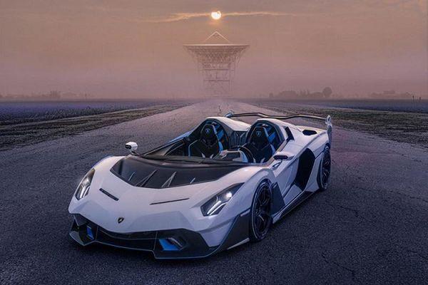Chi tiết siêu xe Lamborghini SC20 'hàng thửa' của đại gia bí ẩn