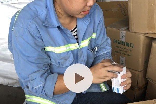 Nhà máy xử lý rác bán 6 tấn thuốc tây và nguyên liệu hết 'đát' (bài 2)
