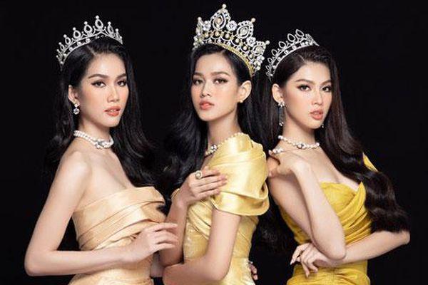 Nhan sắc top 3 Hoa hậu Việt Nam 2020 sau một tháng đăng quang