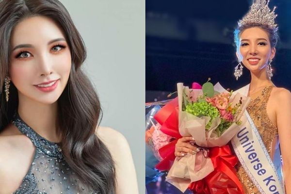 Cận cảnh nhan sắc gây tranh cãi của Hoa hậu Hoàn vũ Hàn Quốc 2020