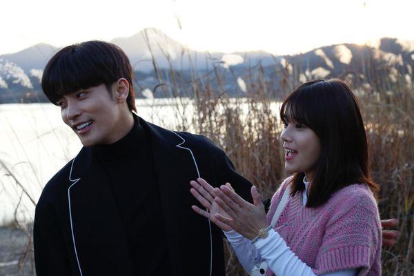 Dân mạng nói gì khi Hoàng Yến Chibi đóng cùng 'thánh hôn' Sung Hoon 'đẹp trai 6 múi'?