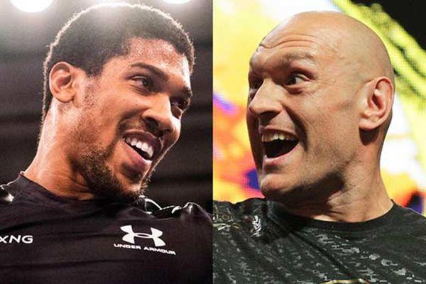 'Quyền vương' Joshua và Fury đấu trận Boxing lớn nhất lịch sử, thống nhất 5 đai!