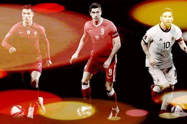 Robert Lewandowski: Sinh ra để ghi bàn