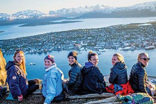 Tromso - trái tim Bắc Cực