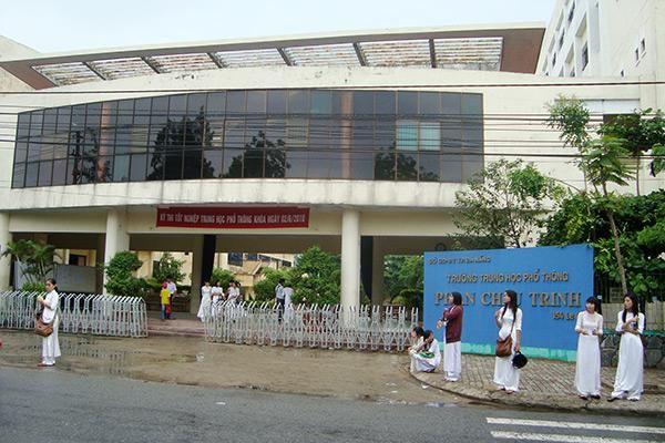 Gần 40 tỉ đồng cải tạo, nâng cấp cơ sở 2 Trường THPT Phan Châu Trinh lớn nhất Đà Nẵng