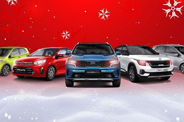 Bảng giá xe Kia tháng 12: Nhiều ưu đãi đón Giáng Sinh nhưng tăng giá nhẹ