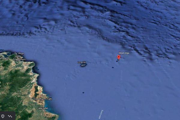 Đề nghị Ủy ban Quốc gia chi viện tàu tìm 2 người mất tích