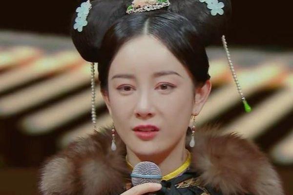 Mỹ nhân cổ trang Trương Mông hết thời vì thẩm mỹ hỏng
