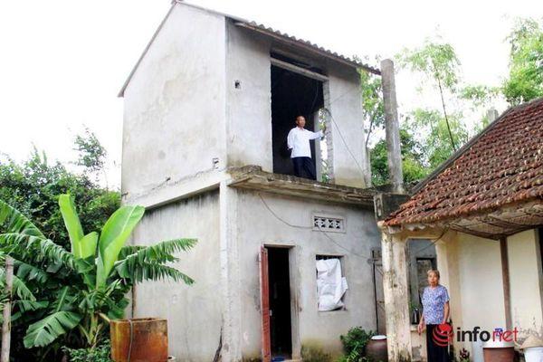 Hiệu quả của nhà chòi, gác xép tránh lũ ở Nghệ An