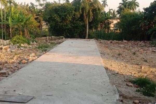 Vụ không được chia tách đất thổ cư ở Hải Phòng: Văn bản mới của Sở TN&MT lại làm khó người dân?