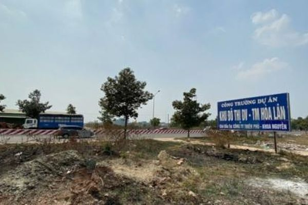 Không thể giao Dự án Hòa Lân cho công ty Kim Oanh