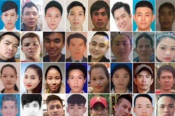 Mới: Hành trình 39 nạn nhân người Việt chết ngạt trong côngtennơ
