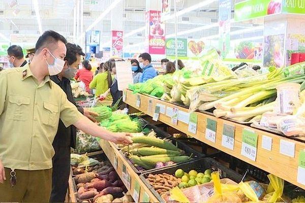 Bảo đảm an toàn thực phẩm Tết Nguyên đán Tân Sửu, Lễ hội Xuân 2021