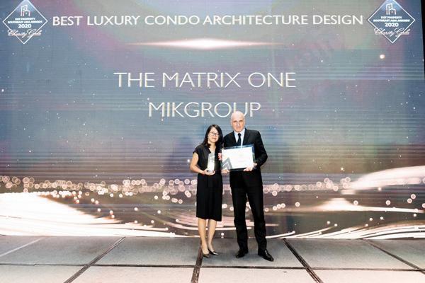 The Matrix One - Dự án hạng sang có thiết kế kiến trúc đẹp nhất Đông Nam Á