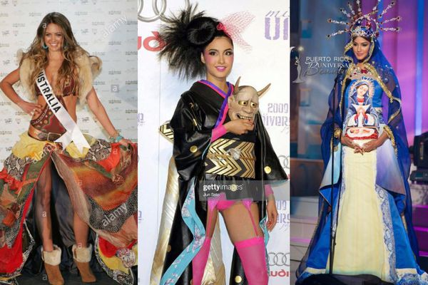 Trang phục dân tộc bị tẩy chay ở Miss Universe: Bộ như phim 18+, bộ vi phạm luật pháp