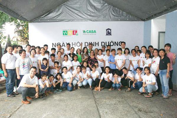 Herbalife Việt Nam tổ chức Ngày hội Dinh dưỡng cho các Trung tâm Casa Herbalife Nutrition