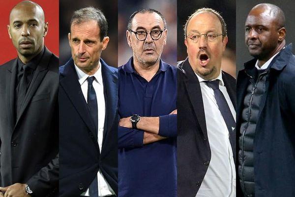 5 ứng cử viên thay Arteta ở Arsenal: Cơ hội cho người Ý?