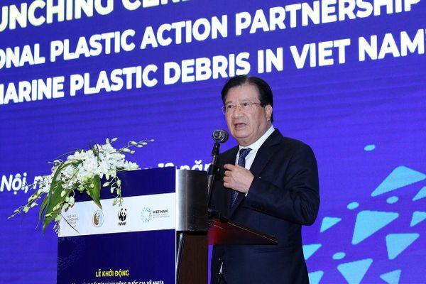 Việt Nam khởi động Chương trình đối tác hành động quốc gia về nhựa
