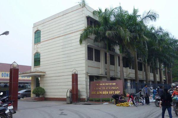 Que hàn điện Việt Đức (QHD) trả cổ tức 20% bằng tiền mặt