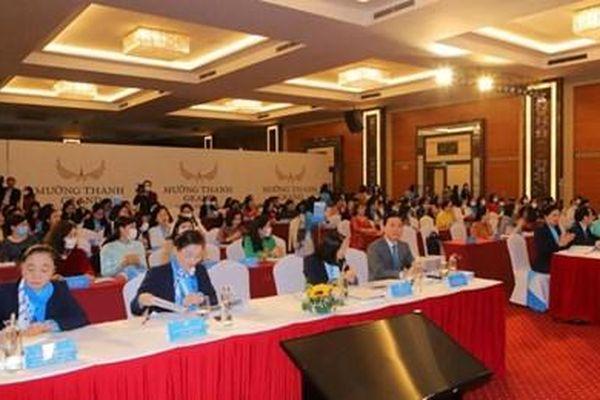 Hội nghị lần thứ 10 Ban Chấp hành Trung ương Hội Liên hiệp phụ nữ Việt Nam