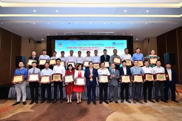 BIENDONG POC tổ chức thành công 'Hội nghị tổng kết công tác ATSKMT 2020 và triển khai nhiệm vụ 2021'