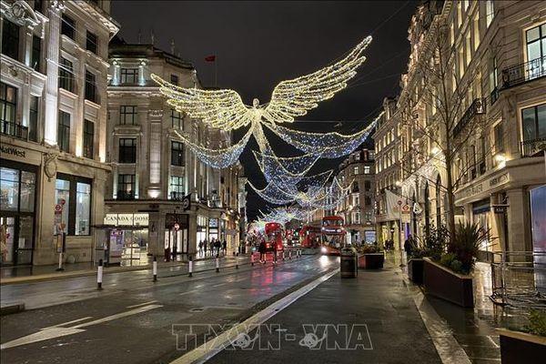 London, một mùa Giáng sinh khác lạ