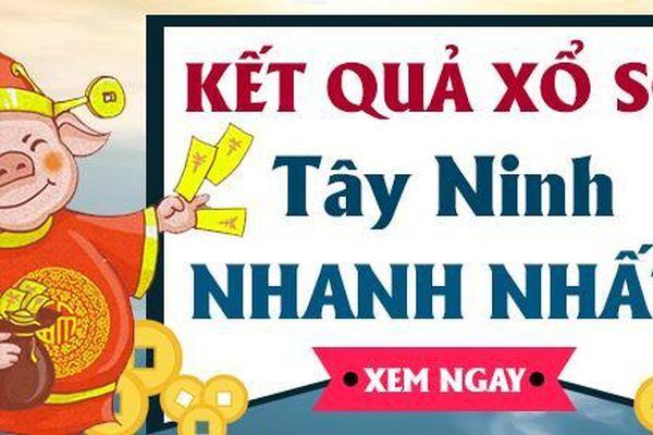 XSTN 24/12 - Kết quả xổ số Tây Ninh hôm nay thứ 5 ngày 24/12/2020