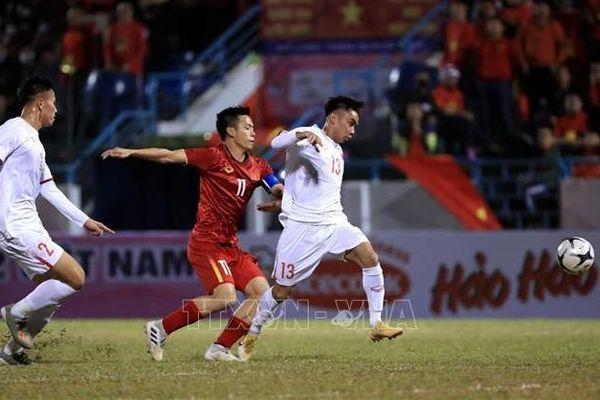 Văn Quyết, Xuân Trường ghi bàn, ĐT Việt Nam thắng ngược U22 Việt Nam