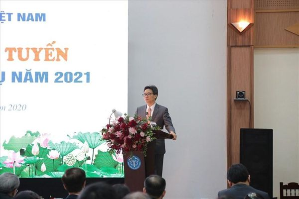 Phấn đấu hết năm 2021, 91,56% dân số cả nước tham gia BHYT