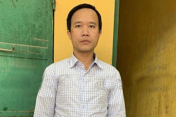 Bắc Giang: Khởi tố một phóng viên về tội 'Nhận hối lộ'