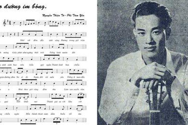 Nhạc sĩ trăm tuổi nơi giáo đường im bóng