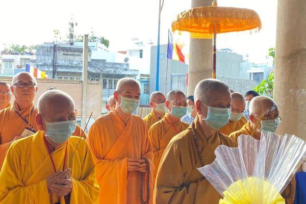 Thiên Thai thiền giáo tông ra mắt Ban Thừa kế