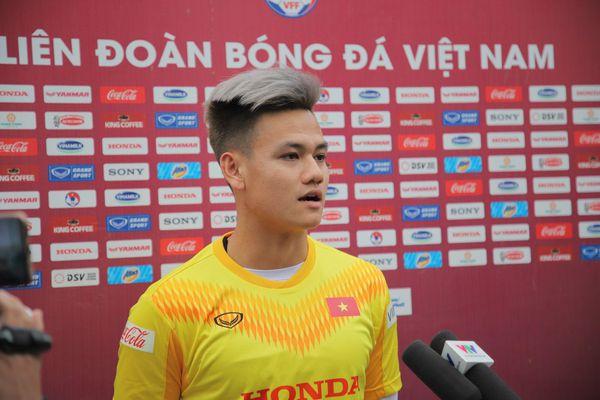 Hồ Tấn Tài: Tuyển Việt Nam đấu U22 Việt Nam không quan trọng kết quả
