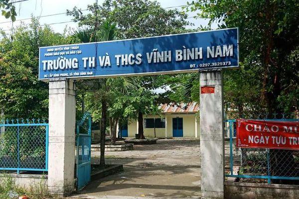 Vì sao thầy giáo bị tố sàm sỡ 2 nữ sinh lớp 4 ở Kiên Giang được tại ngoại?