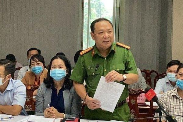 Vụ 'lãnh đạo CSGT-TT bị tố thu tiền tháng': Có cơ sở, sẽ xác minh và xử lý nghiêm!