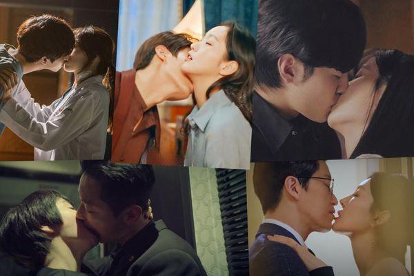 Đề cử 'Nụ hôn đẹp nhất của năm': Lee Min Ho và Kim Go Eun sẽ chiến thắng với nụ hôn cổ táo bạo?