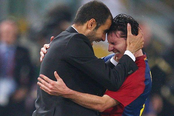 Cách Pep Guardiola xây dựng tình cảm với cầu thủ