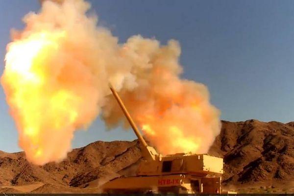 Lựu pháo XM1299 của Mỹ tiêu diệt tổ hợp 2K12 Kub-M1 trong lần thử thứ ba