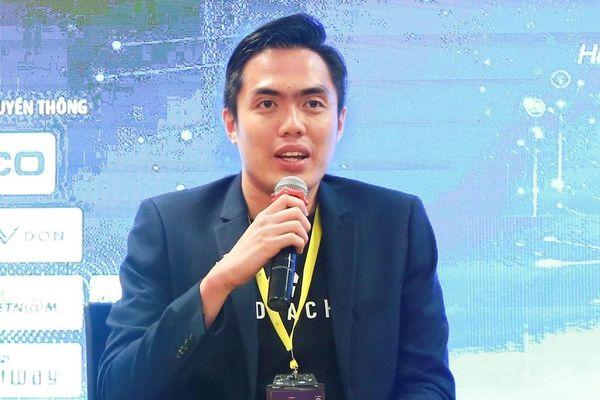 Blockchain Việt vào top 10 'Doanh nghiệp công nghệ xu hướng'