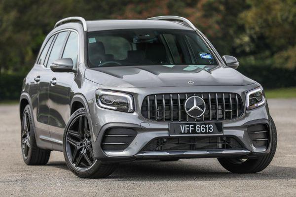 Chi tiết Mercedes-AMG GLB 35 4Matic tại Malaysia, giá hơn 89.000 USD