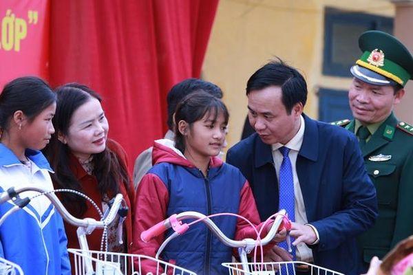 Quảng Trị: Xây nhà công vụ cho giáo viên vùng biên giới