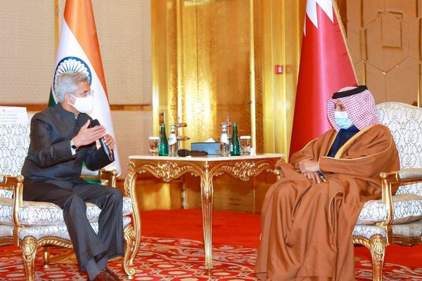 Ngoại trưởng Ấn Độ thăm Qatar - 'tầm ngắm' rộng hơn là Tây Á