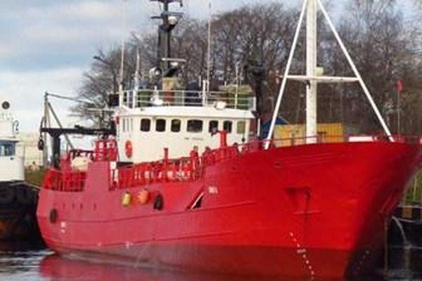 Tàu Nga chìm ở Bắc Cực, 17 thuyền viên mất tích