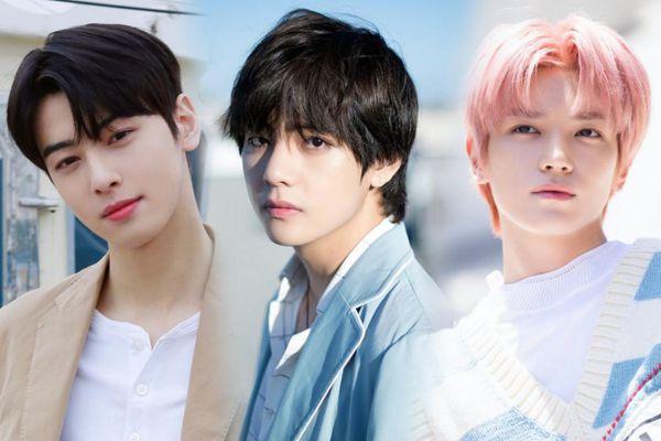 20 idol Kpop lọt top '100 gương mặt đẹp nhất thế giới 2020': V (BTS) 'all-kill' loạt nam thần!