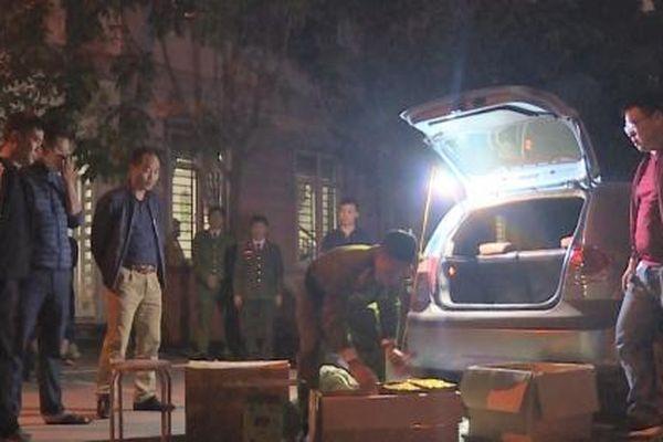 Bắt giữ đối tượng vận chuyển, tàng trữ hơn 50 kg pháo nổ tại Phú Thọ