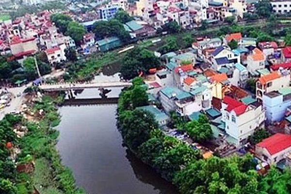 Xử lý nghiêm các vi phạm môi trường lưu vực sông Nhuệ - sông Đáy