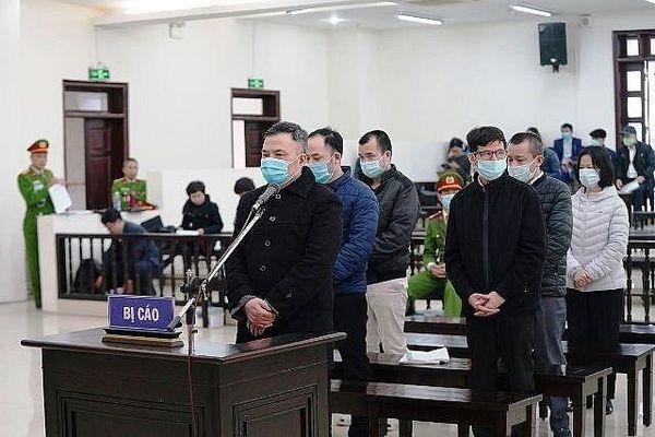 Cựu Chủ tịch HĐQT Cty Liên Kết Việt nhận án tù chung thân