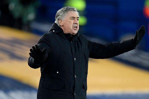HLV Ancelotti thừa nhận Everton khó vô địch Premier League vì lý do này