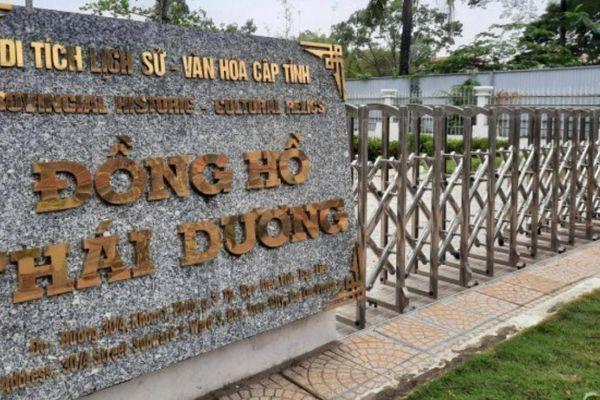 Bạc Liêu: Di tích lịch sử Đồng hồ đá Thái Dương hơn 100 năm tuổi 'kêu cứu'